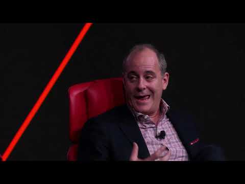 CBS and Showtime executive David Nevins | Full interview | Code Media 2019