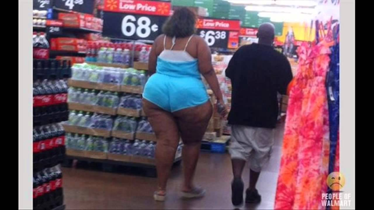 What People Wear To Walmart - YouTube Outrageous Outfits On Walmart Shoppers