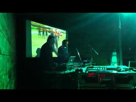 Cut Chemist Live at SXSW - The Garden (Extended)