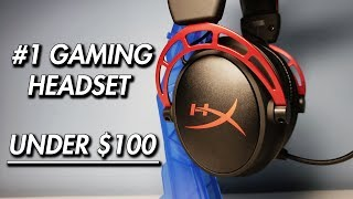 10 Reasons Why the HyperX Cloud Alpha is the Best Gaming Headset