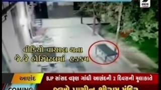 J.J Hospital Ghost video caught on cam footage ॥ Sandesh News