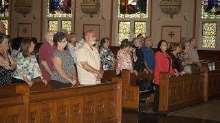 Thanksgiving Mass 2013 - Operation Pedro Pan Group, Inc.