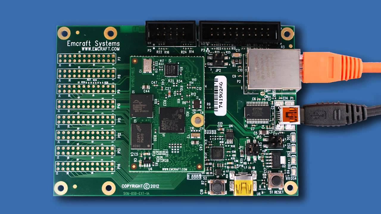 Booting Linux in 600 msecs on STmicro STM32F4