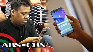 TV Patrol: Samsung, ipinapasauli ang mga nabiling Galaxy Note …