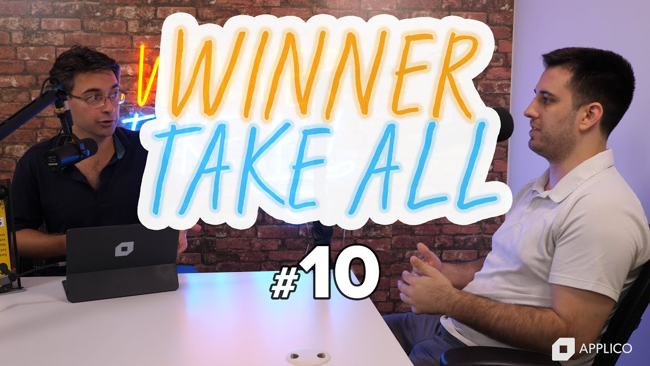 Winner Take All #010 | London Stock Exchange Acquires of Refinitiv, P2P  Gambling, eBay Sues Amazon