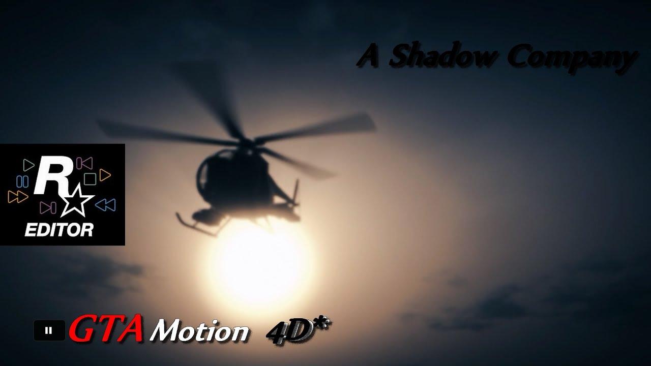 4d Shadow: A Shadow Company 4D*