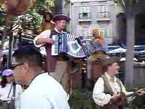the bootstrappers pirate band sings Balaena