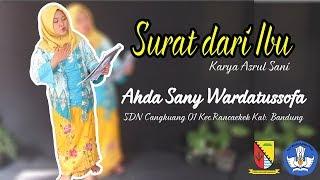 Video Puisi Surat dari Ibu - Asrul Sani | Ahda Sany Wardatussofa | Lomba Baca Puisi FL2N download MP3, 3GP, MP4, WEBM, AVI, FLV September 2018