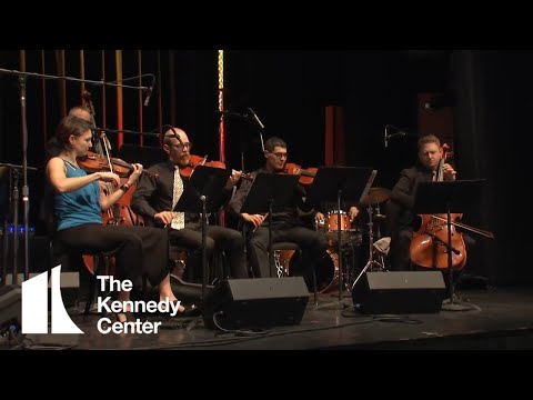 Simone Baron and Arco Belo Ensemble: The Space Between Disguises - Millennium Stage (April 2, 2018)