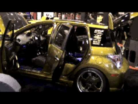Car Audio Xperts At Ces 2010 With Concept