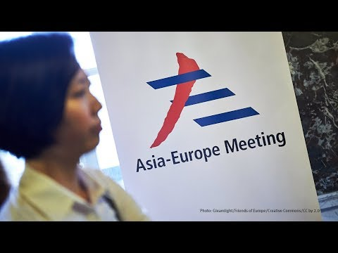 A more connected Asia – new possibilities in Europe?