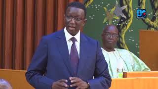 Fond commun   Amadou BA explique l'origine des ressoures et promet un partage plus équitable