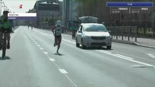 Сардана Трофимова выиграла  чемпионат России по марафону в классической дистанции