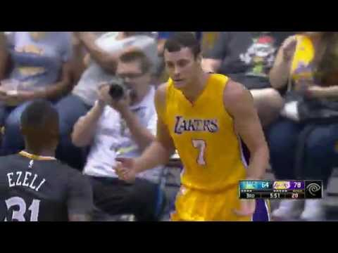 Larry Nance Jr. Puts Festus Ezeli on a Poster