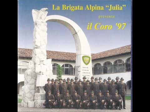 Inno degli Alpini - Brigata Alpina Julia