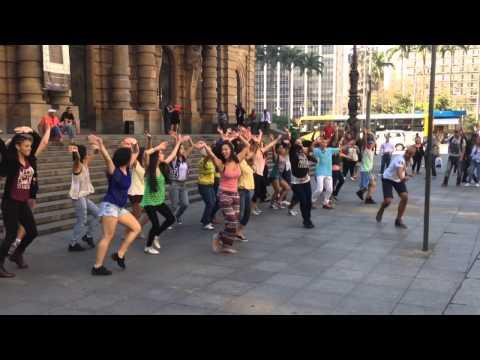 Grande Dança Brasil (Flash Mob) - São Paulo