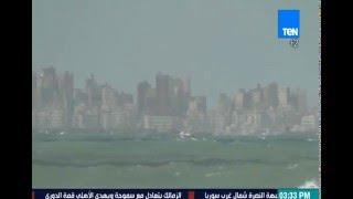 النشرة الإخبارية - تواصل إغلاق بوغازي الإسكندرية والدخيلة لليوم الثالث بسبب الطقس السئ