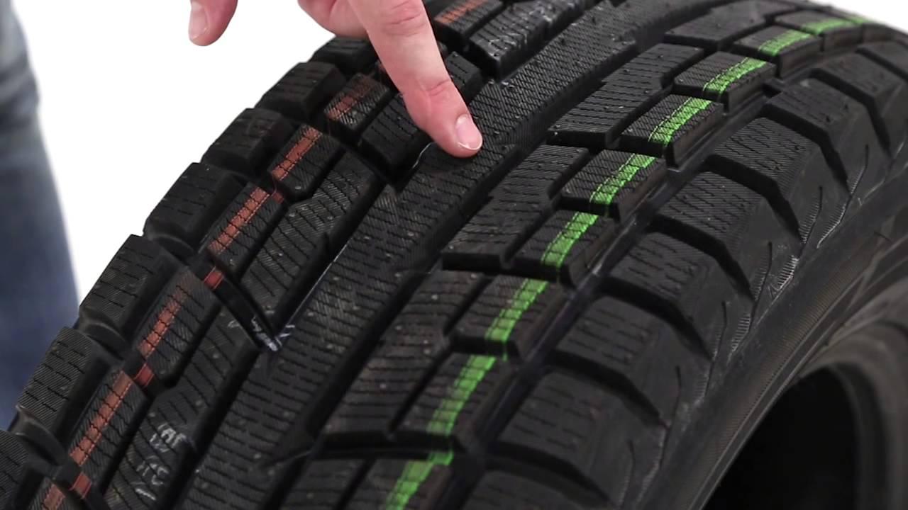 Yokohama Tires Review >> Yokohama Ice Guard IG51v - YouTube