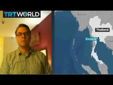 Myanmar Violence: Olof Blomqvist from Amnesty International joins the discussion