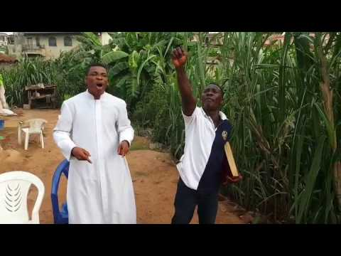 Woli Agba ordains anoda IPM pastor. Dele gets whipped.