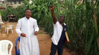 Woliagba ordains anoda IPM pastor. Dele gets whipped.