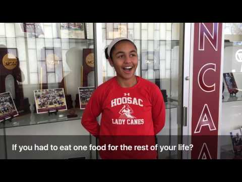 Meet the Hoosac Valley high school girls basketball team