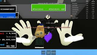 [Roblox] [Undertale AUs RPG] FINAL X GASTER [EP: 2]