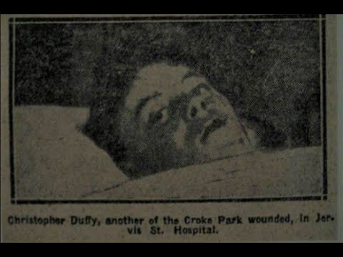 The remarkable story of Christopher 'Yarra' Duffy who survived being shot on Bloody Sunday.