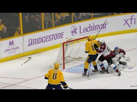 11/18/17 Condensed Game: Avalanche @ Predators