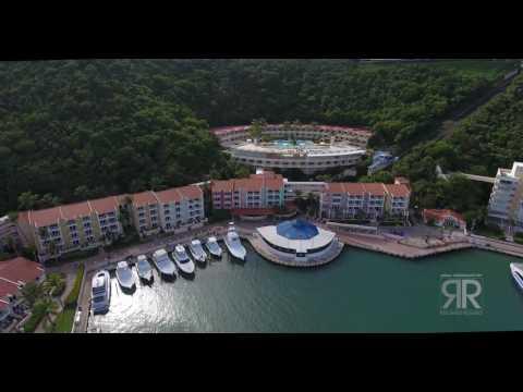 Fajardo, Puerto Rico - El Conquistador Resort (4K AERIALS)