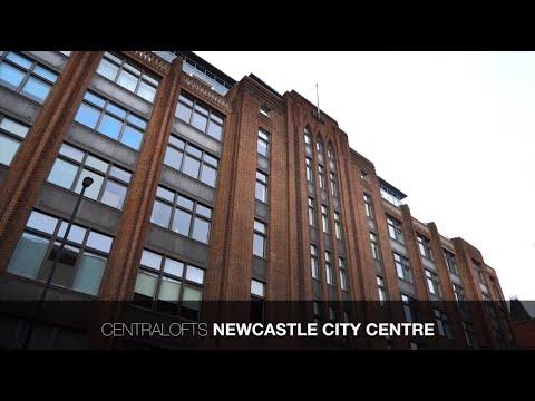 CentraLofts, Newcastle City Centre