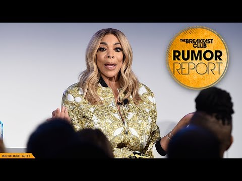 Wendy Williams' Husband Reportedly To Blame For Her Breakdown