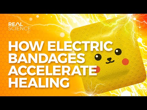 How Electric Bandages Accelerate Healing