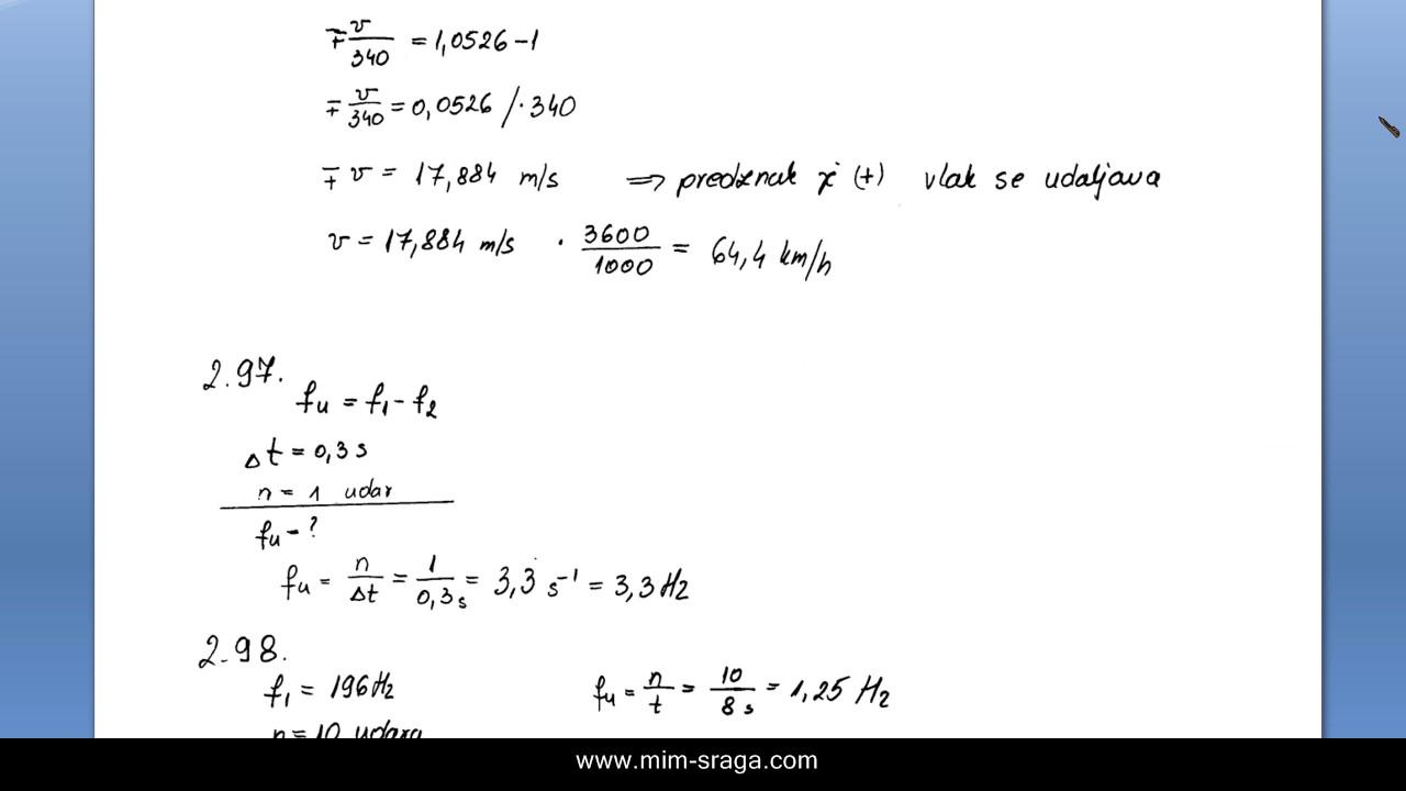 Zbirka pdf zuta fizika