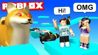 PLAYING MY FAN'S ROBLOX GAME!