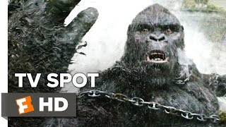 Kong: Skull Island TV SPOT – Huge Review (2017) – Tom Hiddleston Movie