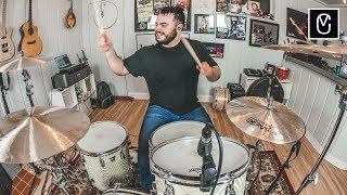 Underoath X It Has To Start Somewhere X Drum Cover