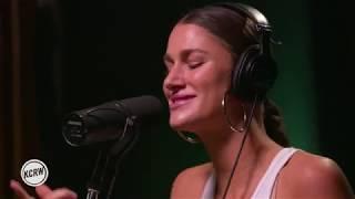 """Niia performing """"Sideline"""" Live on KCRW"""