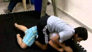 rohan vs sunanda draw 28102011