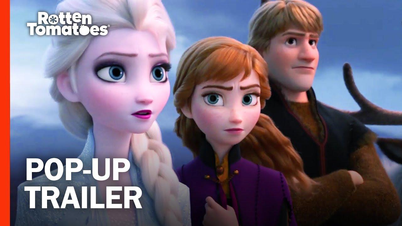 Frozen 2 Pop-Up Trailer (2019)