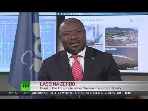 Every nuclear test is a red line not to be crossed – non-proliferation organization leader