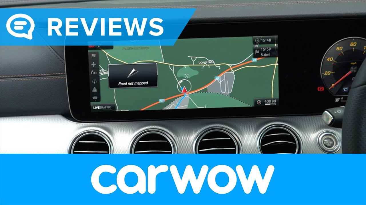 What is Mercedes COMAND? Is it worth it?   carwow