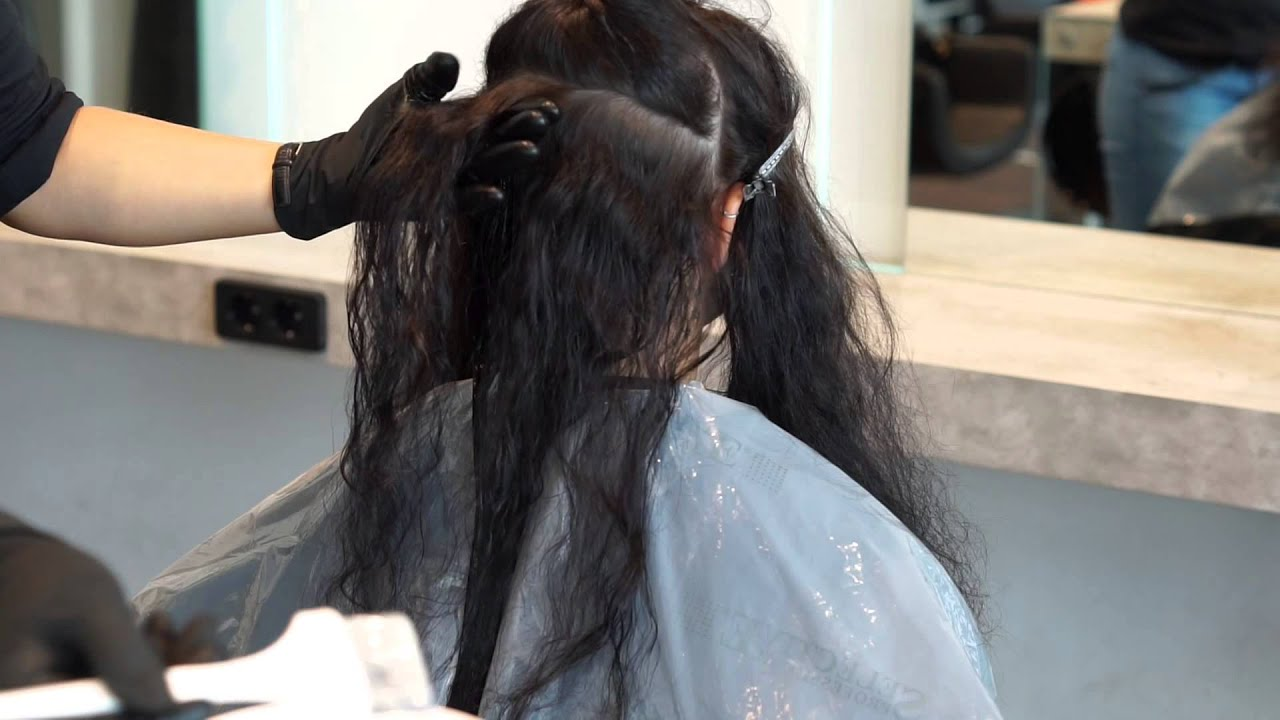 Tanino smoothing therapy bei marie luise weber haare for Marie luise weber