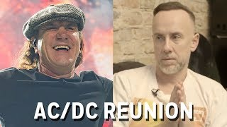 AC/DC Have Reunited With Brian Johnson, Says Behemoth's Nergal