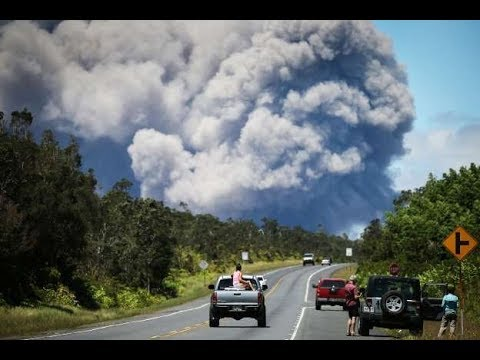 Alert: Fear is Mounting as Ash cloud from Hawaii volcano sparks aviation red alert