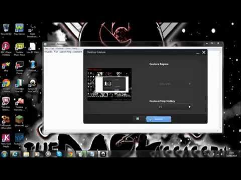 How to record your computer screen/Gaming for free
