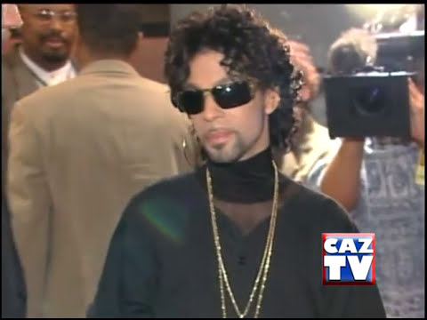 RARE 1999 PRINCE   THE ARTIST FOOTAGE NYC 1999 CLOSEUP