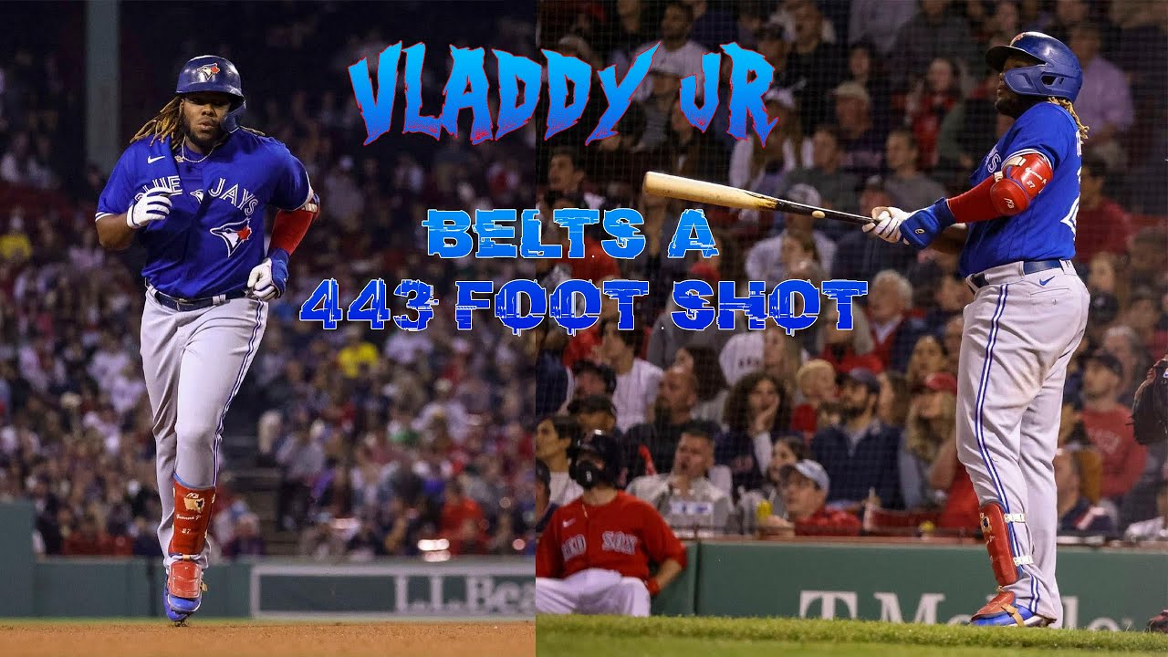 Vladimir Guerrero Jr. - Pega Su CUADRANGULAR #19 De La Temporada | LÍDER DE LA @MLB | #TEMP3🤫