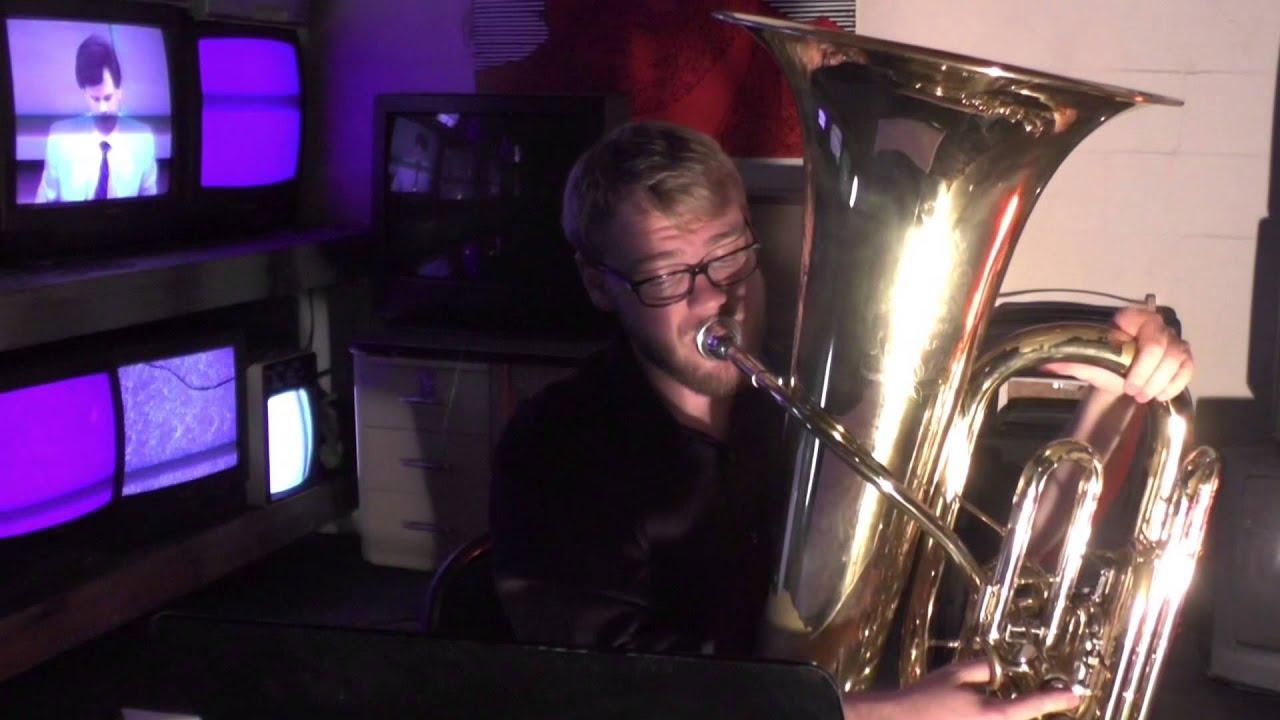 Basic Research 1 - Tyler Kline (Brett Copeland, tuba)