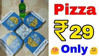 Sirf ₹29 Main Order Kare Domino's Pizza || How To Order Domino's Pizza At ₹29 Only?